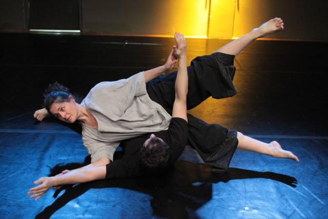 Christina klissiouni contact improvisation